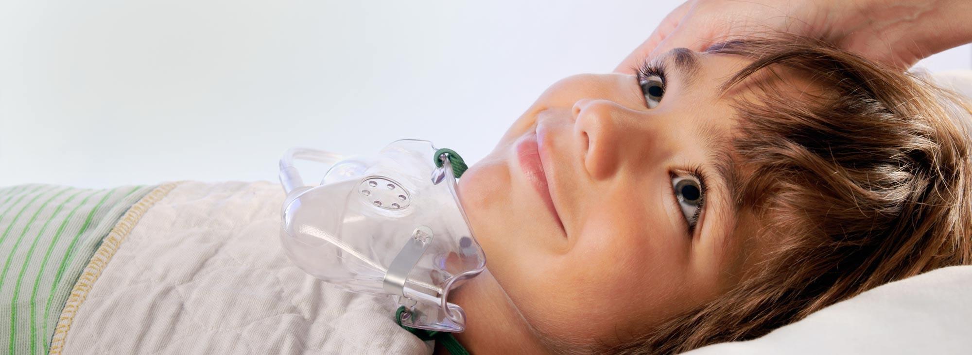 Lachgasbehandlung beim Kinderzahnarzt